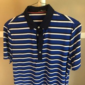Ralph Lauren RLX striped polo shirt